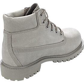 "Timberland Icon Collection Premium Stivali 6"" Bambino, grey nubuck"